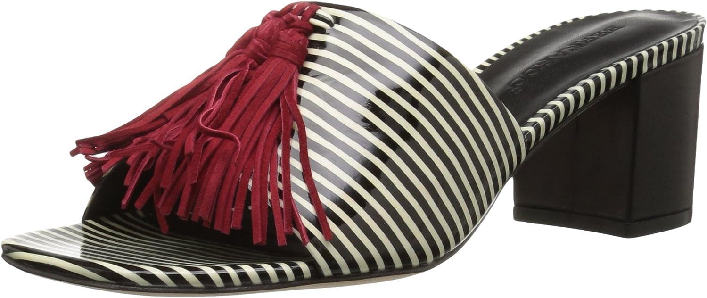 Bernardo Womens Bennet Slide Sandal
