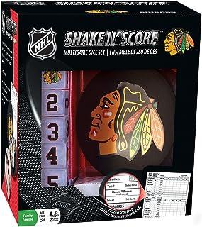 MasterPieces NHL Unisex Shake N' Score Travel Dice Game
