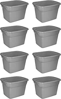 rubber totes