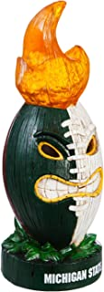 Team Sports America NCAA Lit LED Team Tiki Totem Outdoor Safe Garden Statue