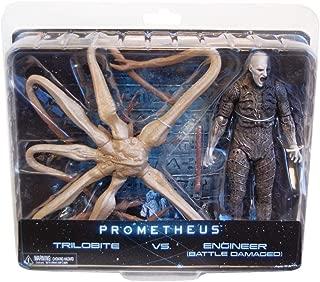 NECA Prometheus Trilobite vs (Battle-Damaged) Engineer