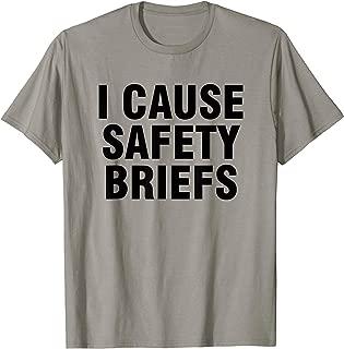 Best i cause safety briefs shirt Reviews
