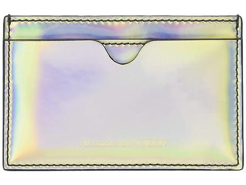 Alexander McQueen Iridescent Card Holder