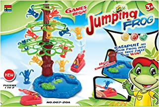 Lucky Toys - Jumping Frog