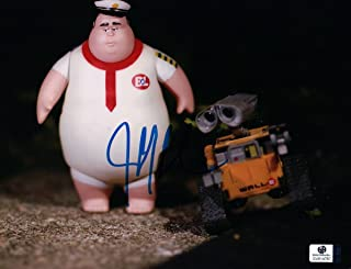 Jeff Garlin Signed Autographed 8X10 Photo Wall-E Captain B. McCrea GV814767