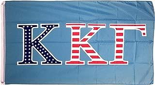 Desert Cactus Kappa Kappa Gamma USA Letter Sorority Flag Greek Letter Use as a Banner Large 3 x 5 Feet Sign Decor KKG