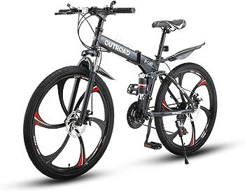 Max4out Enduro Mountain Bike