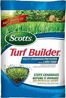 Scotts Turf Builder Halts Crabgrass Preventer with Lawn Food, 5,000 sq. ft.