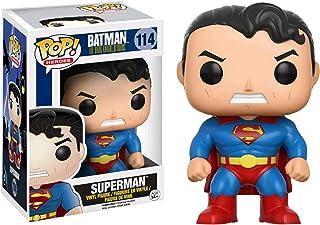 Superman (PX Exclusive): Batman - The Dark Knight Returns x Funko POP! Heroes Vinyl Figure & 1 POP! Compatible PET Plastic...