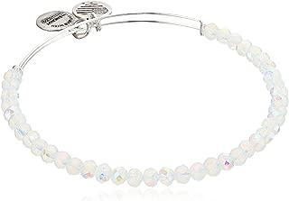 Brilliance Bead Moonlight White/Shinny Bracelet