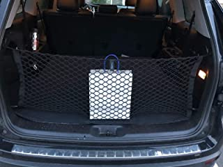 Envelope Style Trunk Cargo Net for Toyota Highlander Highlander Hybrid 2014 2015 2016 2017 2018