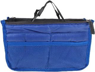 Lovoski Multi-Pocket Insert Bag Organizer Storage Bag In Bag Handbag