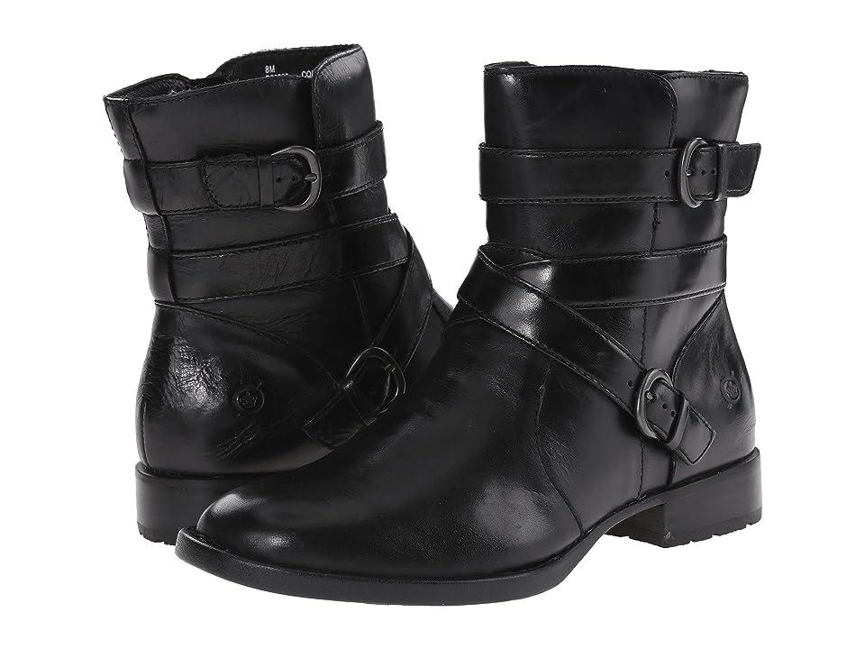 Born McMillan (Black Full Grain Leather) Women