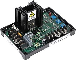 Generador Regulador de voltaje automático, grupo electrógeno regulador de voltaje, instrumento práctico de CA Durable 170-265 V 40-60 ℃ para componentes electrónicos 50 / 60Hz GAVR-15A