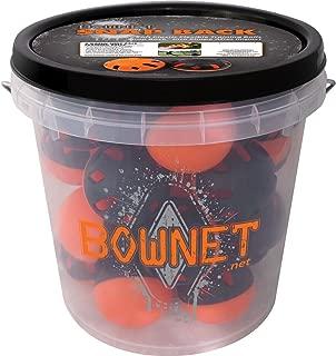 Bownet Snap Back Limited Flight Training Balls (2 Dozen)