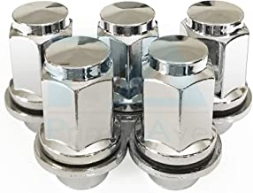 Sonik (24) Chrome Lug Nuts for Toyota Tacoma & 4Runner Factory Alloy Wheels P/N: 90084-94002