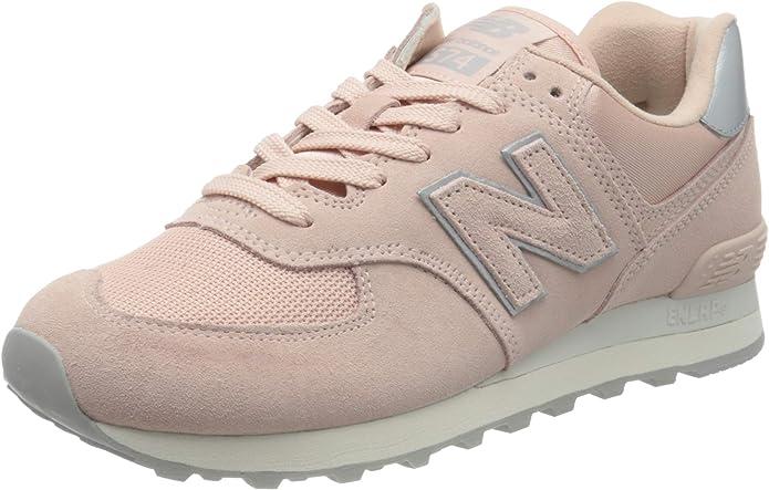 New Balance 574 Sateen Tab, Sneakers Basses Femme, Footwear_Size_System