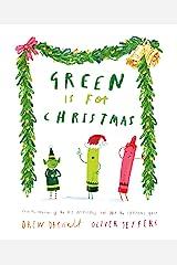 Green Is for Christmas Kindle Edition