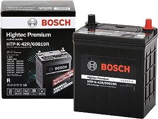 BOSCH (ボッシュ)ハイテックプレミアム 国産車 アイドリングストップ車/充電制御車/標準車 バッテリー HTP-K-42R/60B19R
