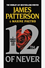 12th of Never (Women's Murder Club) Kindle Edition