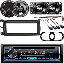 In-Dash Single-DIN CD Car Audio Receiver w/ Bluetooth/USB/Pandora/iHeart Radio/Spotify, Pioneer 6.5