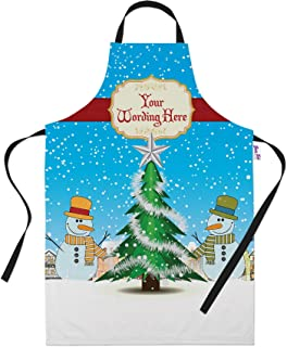 PERSONALISED NOTARY BY DAY CHEF BY NIGHT APRON XMAS BIRTHDAY GIFT