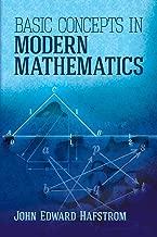Basic Concepts in Modern Mathematics (Dover Books on Mathematics)