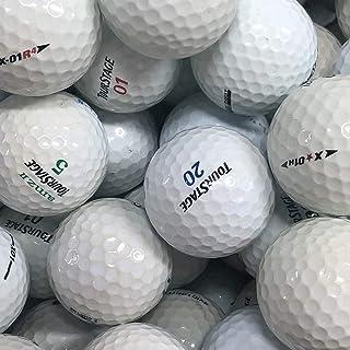 Bランク TOURSTAGE ツアーステージ 混合 ホワイト 50球 ロストボール 【ECOボール】