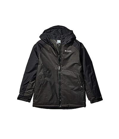 Columbia Kids Alpine Actiontm II Jacket (Little Kids/Big Kids) (Black/Black) Girl