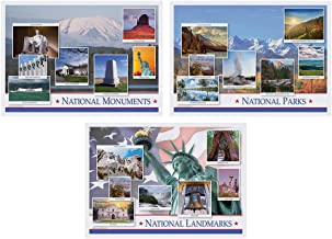 Hoffmaster 702087 National Multipack Placemats