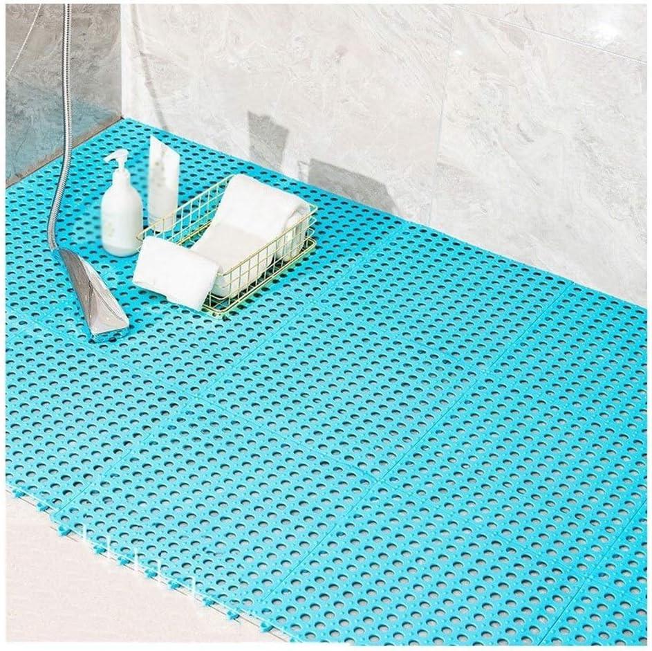 GHHZZQ Bathtub Mats Splice Non-Slip Household Texture Foot Seasonal Wrap Introduction Store Soft