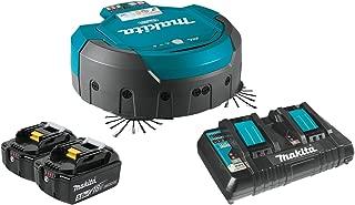 Makita DRC200PT 18V X2 LXT Lithium-Ion Brushless Cordless Robotic Vacuum Kit (5.0Ah)