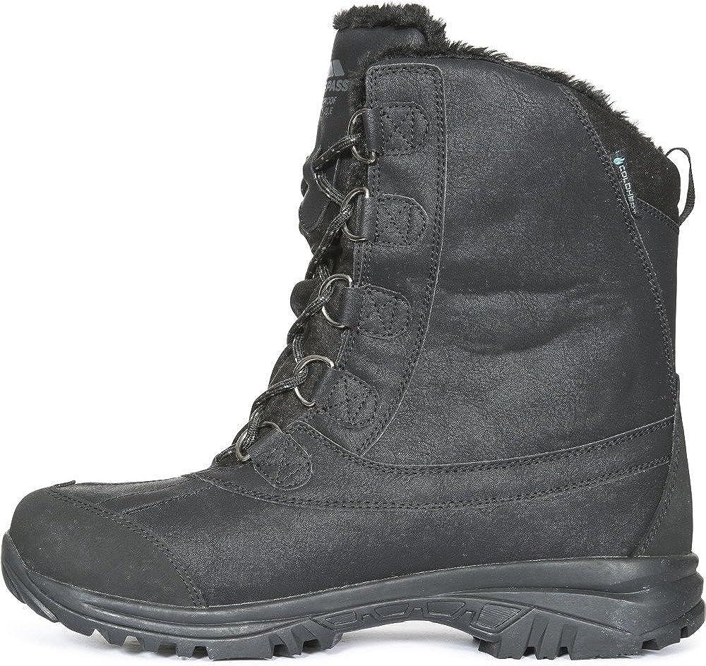 Kareem Cheap mail order Max 41% OFF shopping Mens Snowboots - 45 BLACK
