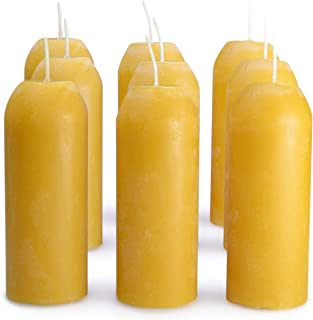 UCO 12-Hour Natural Beeswax Candles for UCO Candle Lanterns