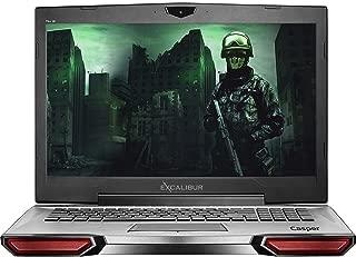 """Casper  Excalibur Notebook 17.3"""" Full HD,  i7-7700HQ, 16 GB RAM, 1 TB HDD + 256 GB SSD, GTX 1060 6 GB, G860.7700-B590P, Windows"""