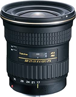 Tokina ズームレンズ AT-X 17-35 PRO FX 17-35mm F4 (IF) ASPHERICAL キヤノン用 フルサイズ対応