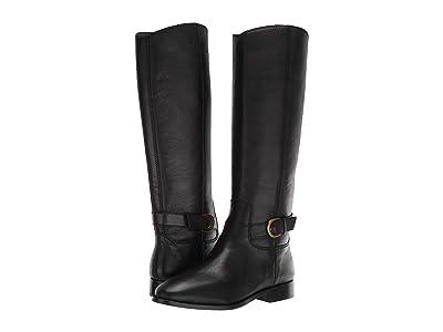 J.Crew Leather Classic Troy Boot (Black) Women