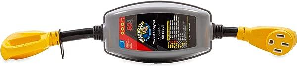 Camco 55313 Circuit Analyzer Dogbone 50 Amp