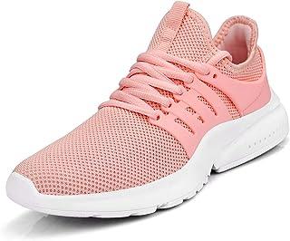 Women's Walking Shoes Non Slip Athletic Running Slip on Sneakers