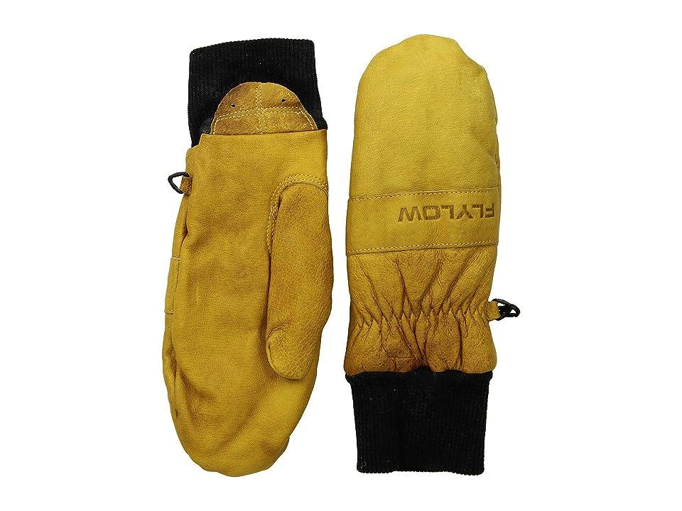 Flylow Oven Mitt (Natural) Ski Gloves