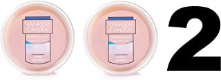 Yankee Candle 2 Units of Pink Sands Scenterpiece Easy Meltcup Wax Melt Cup (NET WT 2.2 OZ | 61g Each)