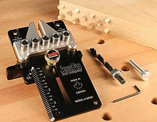 """JessEm Jig 8350 (Includes 5ea - 3/8"""" guide bushings, drillbit, stopcollar & Pin)"""