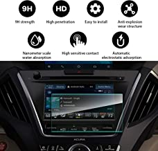 YEE PIN 2014 2015 2016 2017 2018 2019 Acura MDX ODMD Display 7Inch Tempered Glass, Touch Sensitivity Anti-Explosion Reduce The Fingerprint in-Dash Glass