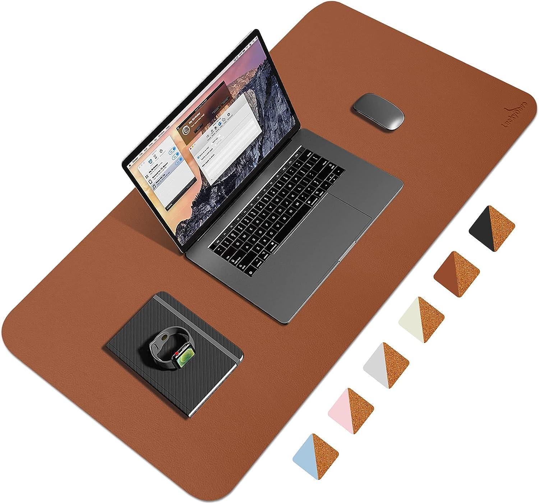 PU Leather Desk Pad (32 x 16