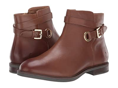 Hush Puppies Bailey Strap Boot (Dachshund Leather) Women