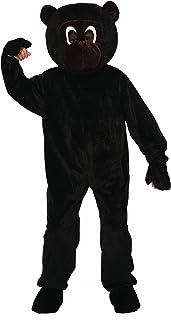 Forum Novelties Unisex-Children Plush Child's Mascot Costume, Monkey, Small