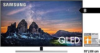Samsung GQ55Q80RGT 4K Ultra-HD QLED-TV 2019 (cm): 138 Clase de eficiencia energética: Clase de eficiencia energética B espectro de eficiencia energética: [A++ hasta E]