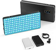 SMALLRIG Taşınabilir RGB Video Işık Kamera LED Işık 160 LED Fotoğraf Aydınlatması M160 RGBWW LED Işık Dijital SLR...