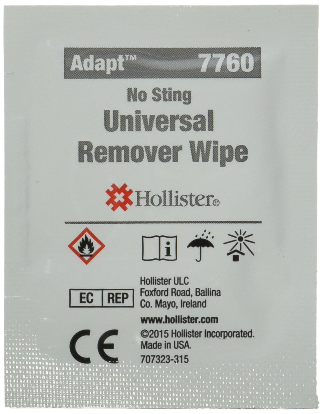 Hollister Adhesive Barrier Remover Category