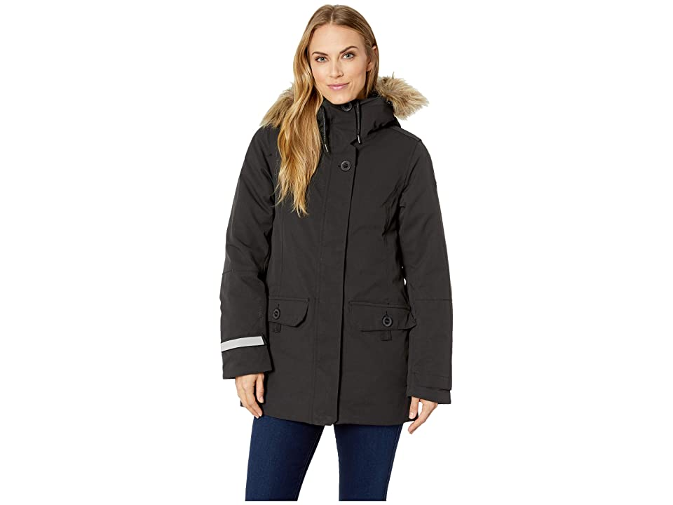 Helly Hansen Svalbard 2 Parka (Black) Girl